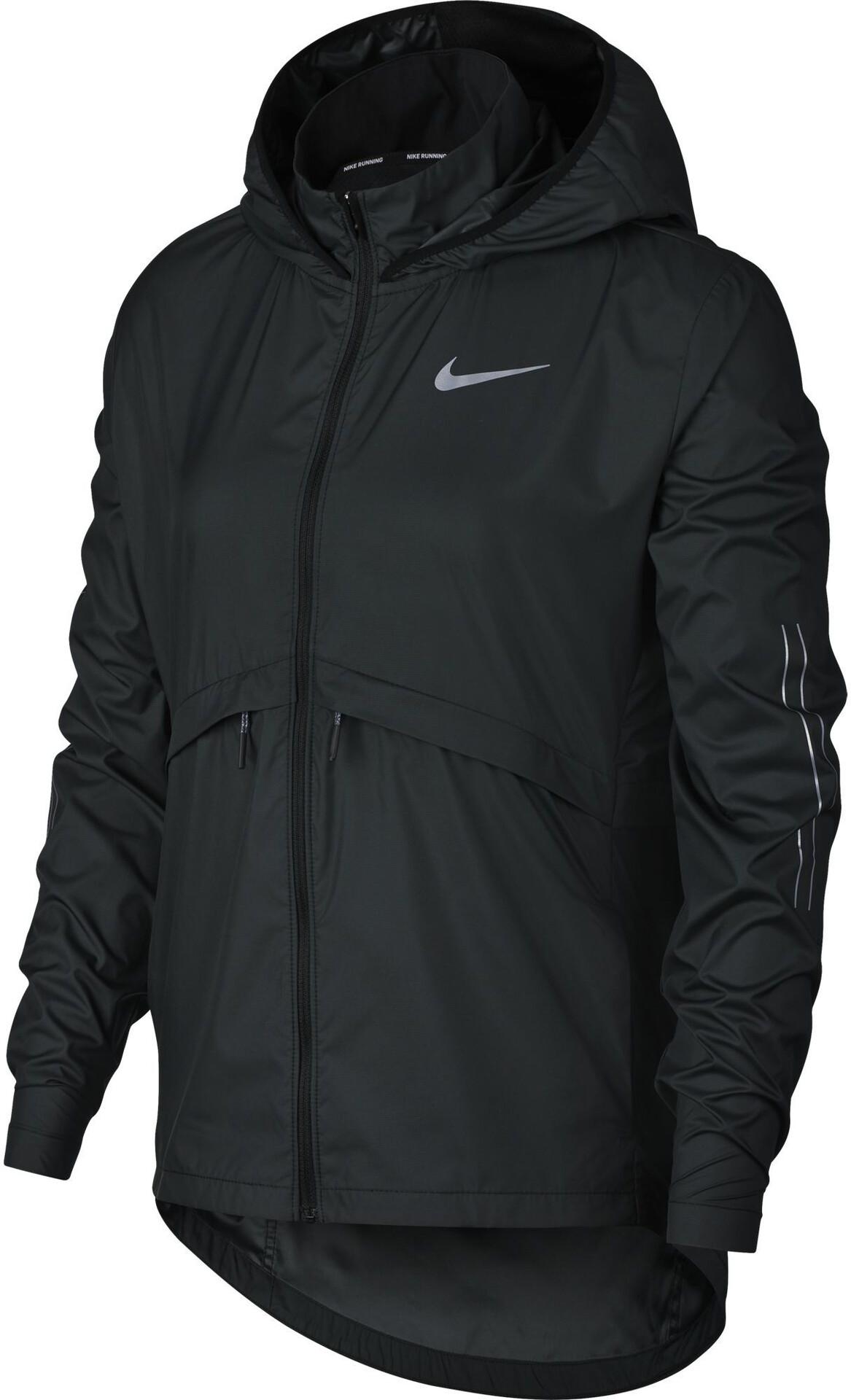 Femme Sur À Essential Pied Veste Nike Campz Noir Course azTwRxq